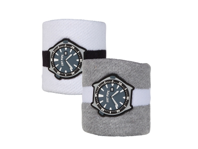 WATCH-WRISTBAND SET