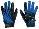 GATE GOALIE GLOVES BLUE