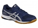 Asics Gel Rocket 8 Men Blue Silver